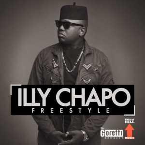 iLLbliss - ILLY Chapo (Freestyle)